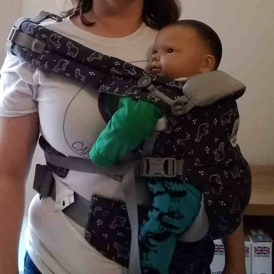 Ergobaby Omni 360 baby carrier from newborn