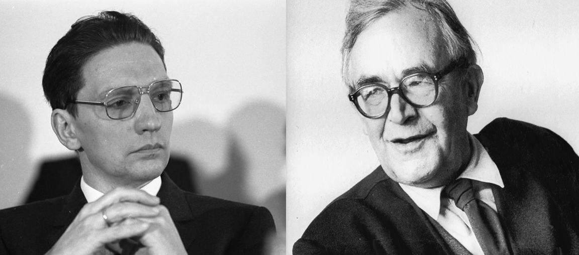 Karl Barth and Wolfhart Pannenberg dialogue on Creation and Science