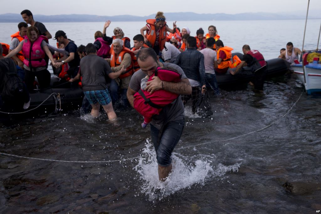 Hope in the Midst of the Refugee Crisis