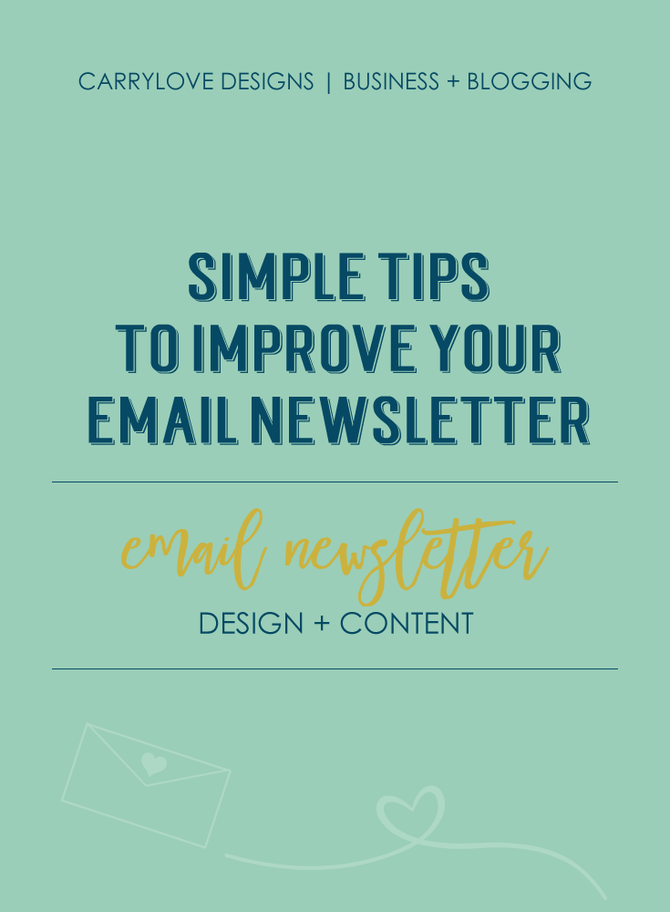Simple Tips to Improve Your Email Marketing's Content and Design