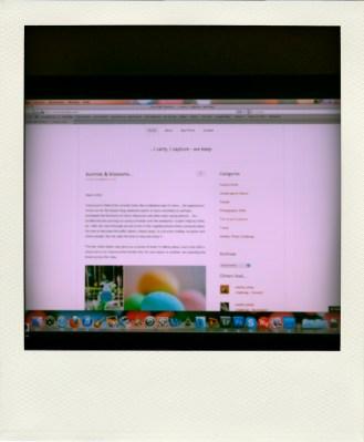 ...blog easter pics