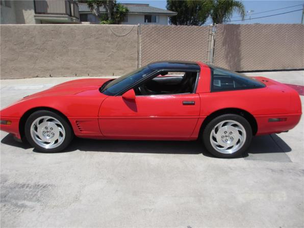 1996_Chevrolet_Corvette_2258