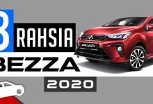 Photo of 3 Kelebihan & Kekurangan – Perodua BEZZA 2020