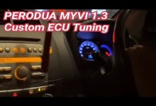 Photo of PERODUA MYVI 1.3 也可以做 TUNING❗️看看顾客怎么说