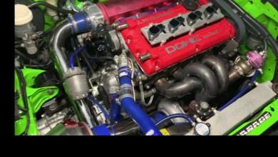 Photo of Proton Perdana 4G63 turbo