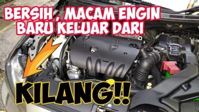 Photo of Cara CUCI ENGINE BAY Kereta | Selamat Dan Senang – PROTON INSPIRA