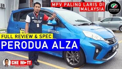 Photo of Review Perodua Alza 2020 | MPV 7  Seater Terlaris di Malaysia | Harga Murah Tanpa Cukai 0% !