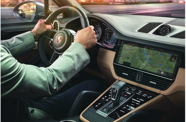 20 Cars With The Best Infotainment Systems In 2018 U S