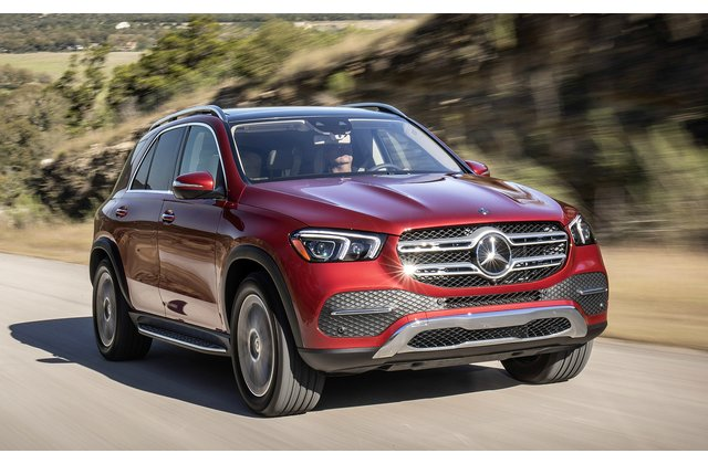 Redesigned 2020 Mercedes Benz GLE All You Need To Know