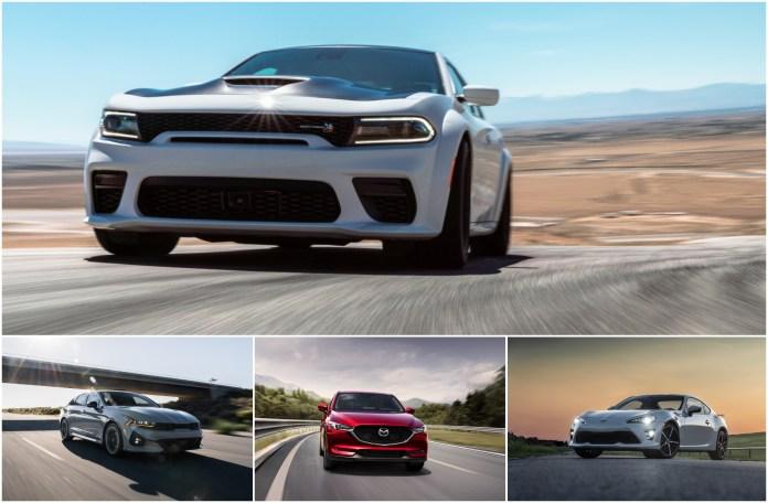 30 Fastest Cars Under 30k In 2021 U S News World Report