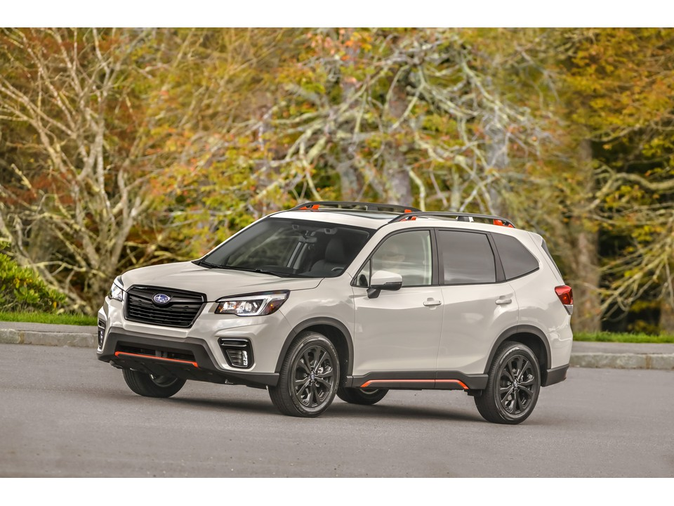 2020 Subaru Forester Prices Reviews And Pictures U S