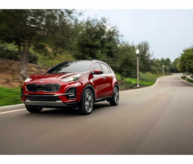 2020 Kia Sportage Prices Reviews And Pictures U S News World Report