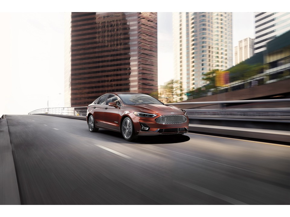 2020 Ford Fusion Hybrid Prices Reviews And Pictures U