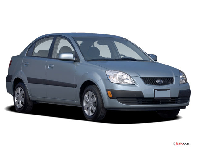 2007 Kia Rio Prices Reviews Amp Listings For Sale U S