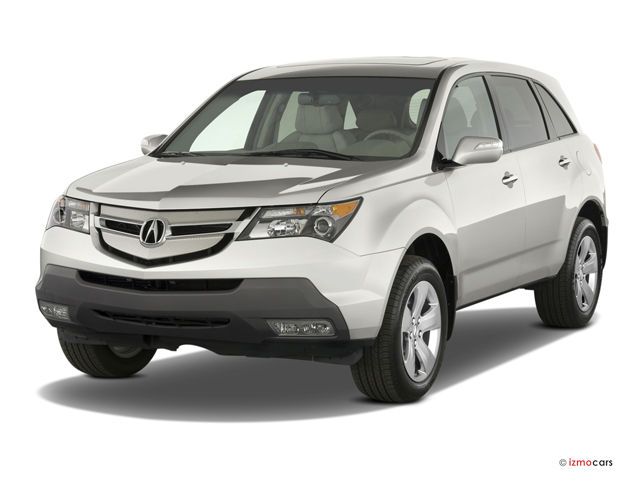 2008 Acura Mdx Prices Reviews Amp Listings For Sale U S
