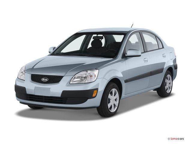 2008 Kia Rio Prices Reviews Amp Listings For Sale U S