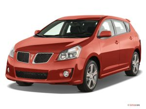 2009 Pontiac Vibe 4dr HB GT FWD Configurations & Trims | U