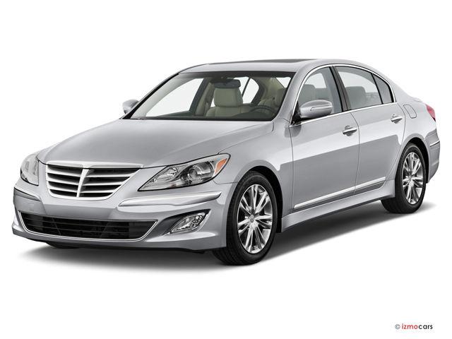 2013 Hyundai Genesis Prices Reviews Amp Listings For Sale