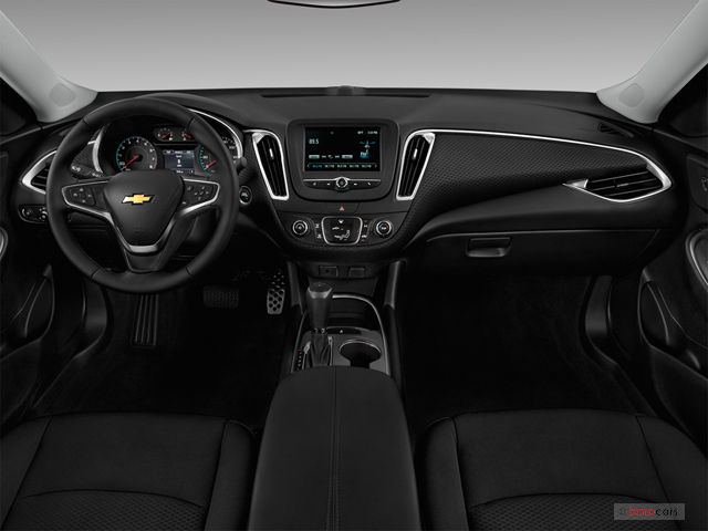 2018 Chevrolet Malibu Interior US News Amp World Report