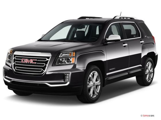2016 GMC Terrain Prices  Reviews and Pictures   U S  News   World Report 2016 GMC Terrain   3 in 2016 Affordable Compact SUVs