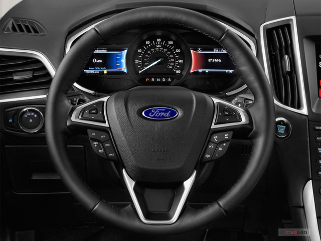 2017 Ford Edge Pictures Steering Wheel U S News Amp World Report