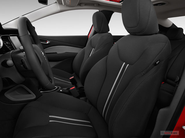 2014 Dodge Dart Pictures Front Seat U S News World Report