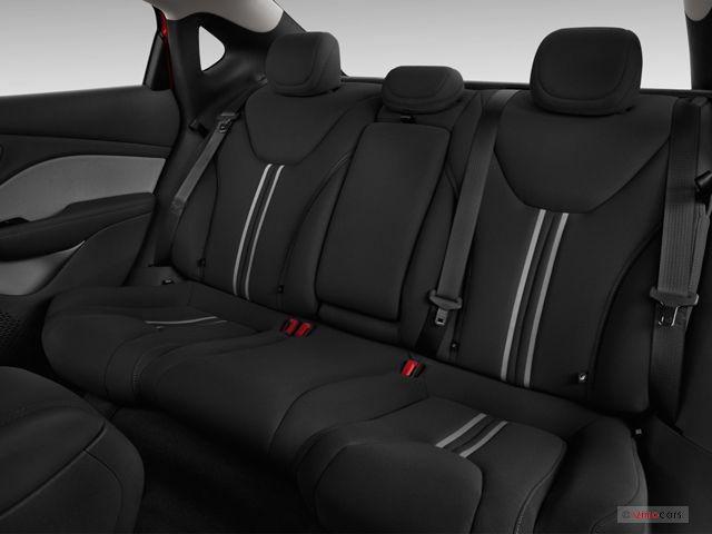 2014 Dodge Dart Pictures Rear Seat U S News World Report