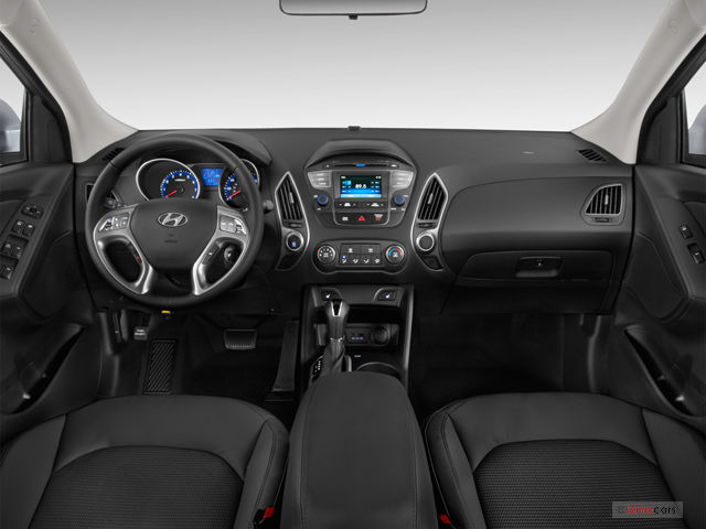 2014 Hyundai Tucson Interior US News Amp World Report