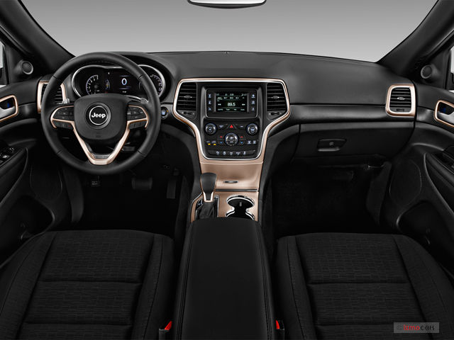 2018 Jeep Grand Cherokee Pictures Dashboard US News
