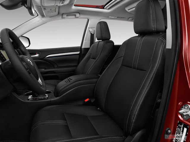 2018 Toyota Highlander Interior US News Amp World Report