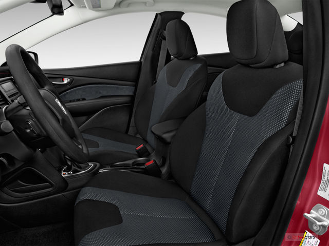 2016 Dodge Dart Pictures Front Seat U S News World Report