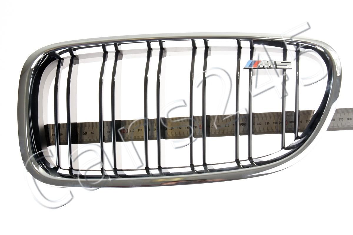 Genuine Bmw M5 F10 Saloon Front Radiator Kidney M Grille N