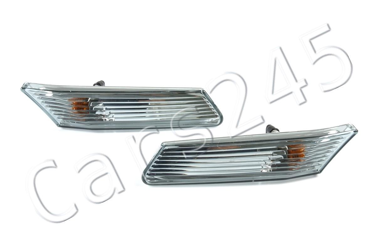 New Side Fender Turn Signals Pair Set Fits Porsche 987