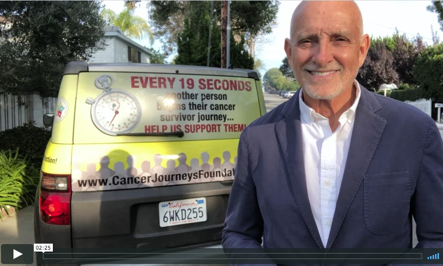 Message from Cancer Journeys CEO Robert Hess