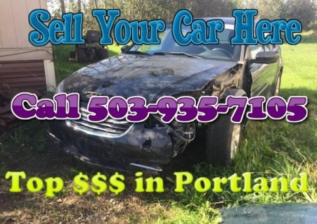 We Buy Cars Portland Sell My Car Portland Cash for Cars Portland