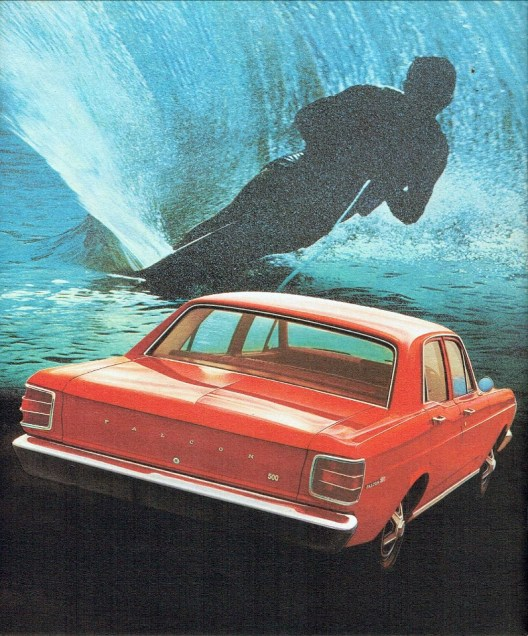 falcon - 1969 XW Ford Falcon 2 - XW Falcon propelled Ford to sales record