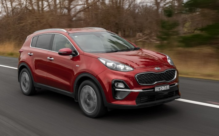 sportage - 2019 Kia Sportage SLi 04 - 1.4kg 'War and Peace' of car manuals