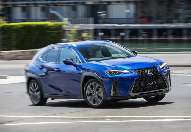 lexus - 2019 lexus ux 3 - Lexus UX: just a couple of things
