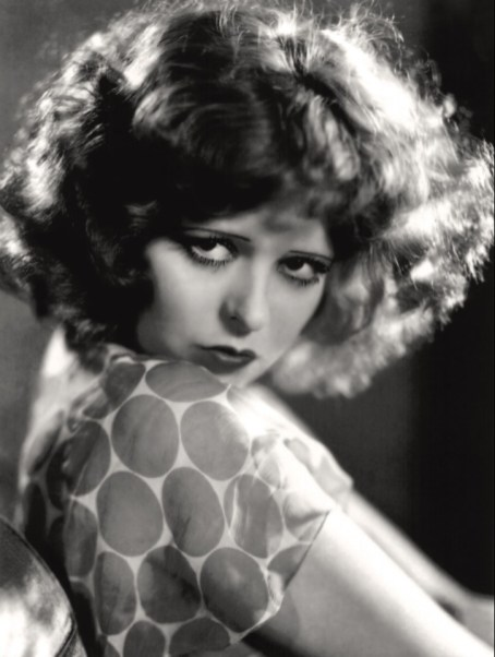 clara bowed out in suburban anonymity - Clara Bow 1 - Clara bowed out in suburban anonymity