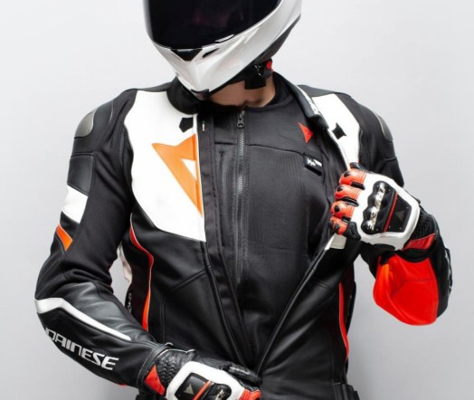 airbag - Dainese airbag vest 01 - Airbag vest a revolution for riders