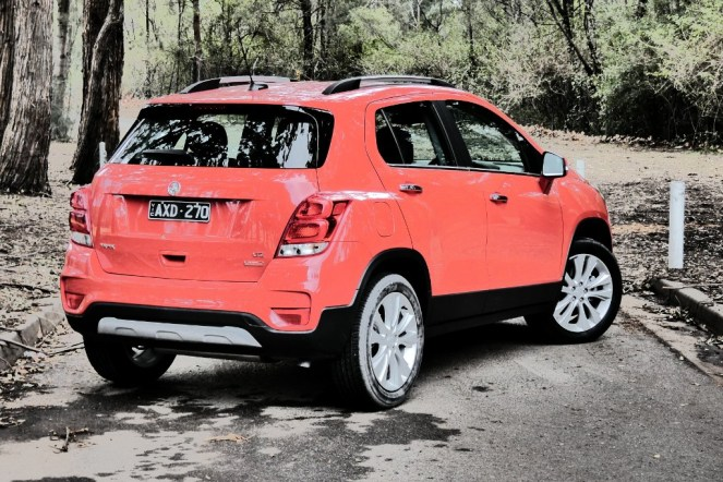 trax - Holden trax 01 - Holden Trax: Ask the Missus?