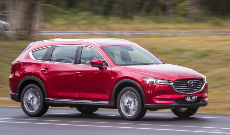 goldilocks - Mazda CX 8 1 - The car Goldilocks would have driven