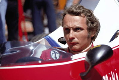 lauda - Niki lauda before crash - Lauda determined to the end