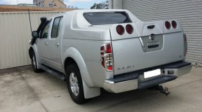 Godzilla ute guaranteed to stand out