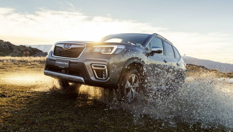 forester - Subaru Forester 1 - Forester: it's simple really