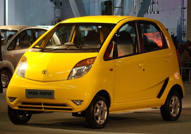 tata - Tata Nano - We say 'Tata' to cheapo Nano