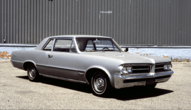 gto - The original GTO prototype - GTO started whole muscle car thing