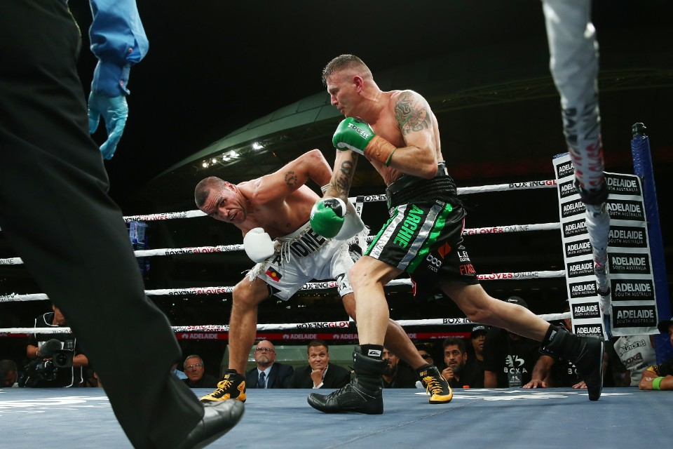 - anthony mundine 6 - Mundine greatest, but greater than whom?
