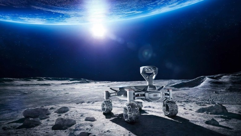 fly me to the moon (and back?) - audi moon rover hd 4k 2560x1440 - Fly me to the Moon (and back?)