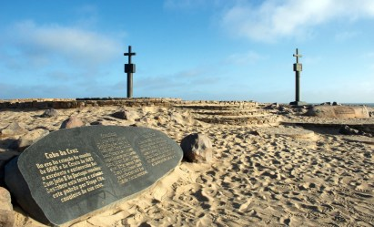 cross - cape cross padrao 01 - Germans agree to give back historic cross